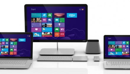 COMPUTING FAMILY (Windows 8)